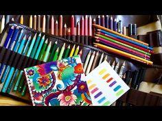 2. Coloriage anti-stress/Art Thérapie : Quels crayons de couleur utiliser?