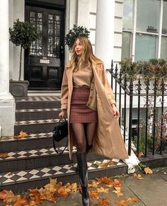 Classy Summer Outfits, Cute Fall Outfits, Winter Fashion Outfits, Fall Winter Outfits, Autumn Winter Fashion, Mode Outfits, Stylish Outfits, Looks Chic, Mode Inspiration