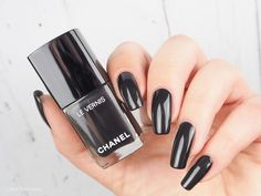 swatch CHANEL • GRIS OBSCUR 538 • Rouge Allure Ink Collection fall 2016