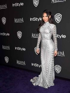 Naya Rivera | All The Looks From The Golden Globes After-Parties