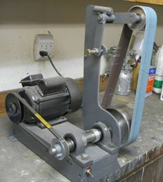 Belt Grinder  Just this picture