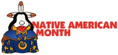 Native American Month - Free Powerpoints, Games, Activities