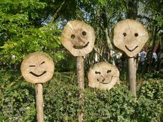 creatief met houtblokken - Google zoeken