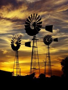 windmills...my latest and greatest obsession