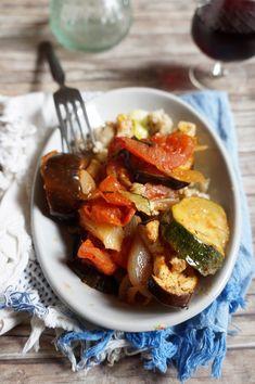 Korfui sült zöldséges egytál (briam), autentikus és házi | Marmalade