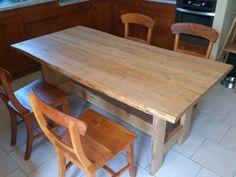 Jídelní stůl Dining Table, Rustic, Furniture, Home Decor, Country Primitive, Decoration Home, Room Decor, Dinner Table, Retro