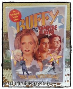 Russkajas Beautyblog: Film Freitag - Buffy The Musical