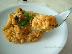 Risotto con le seppie http://blog.giallozafferano.it/rafanoecannella/risotto-con-le-seppie/