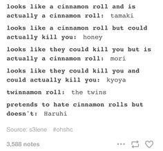 Cinnamon roll meme