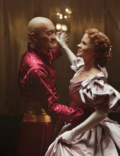 Shall we dance? The King and I - show photos - Ken Watanabe - Kelli O'Hara. A darling duo, also I have aspirations to *be* Kelli O'Hara in some capacity someday. Broadway Stage, Broadway Plays, Broadway Shows, Kelli O'hara, Tony Award Winners, Music Theater, Theatre Geek, Anna, The Great White