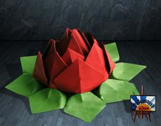 How to Make an Origami Lotus Flower by Tadashi Mori  In this video tutorial you will to learn how to make an origami Lotus flower designed by Tadashi Mori. An awesome origami project that is easy and looks really cool. Beautiful right! And so easy. Your friends will think you  Continue reading   The post How to Make an Origami Lotus Flower by Tadashi Mori appeared first on Origami Blog.