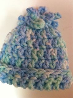 Cathi's Micro Preemie Hat