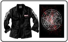 Slipknot Jacket | Slipknot Pentagram - Jacket
