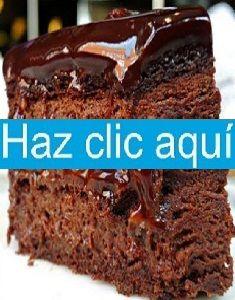 Bizcocho de Chocolate de Licuadora Simple y Rápido (Mojadito) | Receitas Soberanas Recipe For 4, Empanadas, Flan, Deli, Sweet Recipes, Frosting, Cooking Recipes, Tasty, Bread