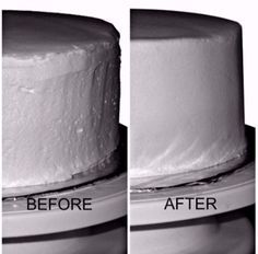 Nothing looks as professional as a perfectly smooth buttercream cake. Unfortunately that is usually easier said than done, until now....