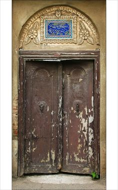 foto 's van oude deuren beeld