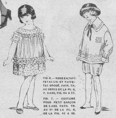 Le Petit Echo de la Mode - 1920