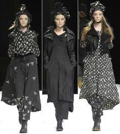 Yanamoto - Deconstructionism in fashion