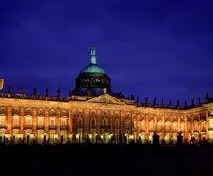 Neues Palais- Potsdam  #Germany