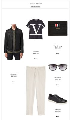 From ALLSAINTS, Valentino and Mephisto