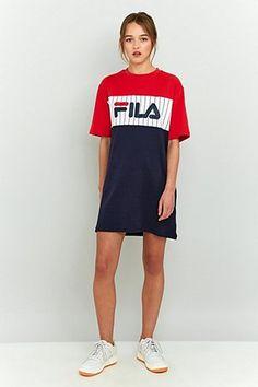 Fila Ruby T-Shirt Dress