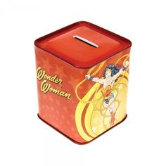 Wonder Woman Money Box #Pasttimes #Gifts