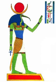 Djehuti (Thoth, Hermes Trismegistus) Egyptian God