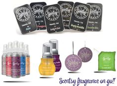 SCENTSY FRAGRANCES ON THE GO! :) Like me on Facebook: Scentsy by Molly Wabel & visit my website: https://mollywabel.scentsy.us
