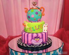 Alice in Wonderland Birthday Party Ideas | Photo 2 of 38