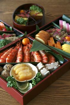 RIMPA Concept : Japanese food