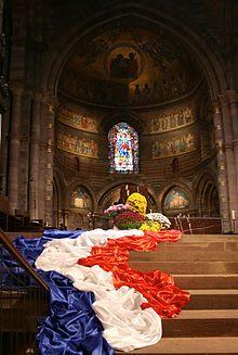 Royal Standard of King Louis XIV - Drapeau de la France — Wikipédia