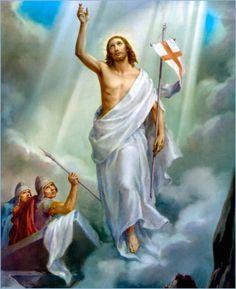 I Mysteria gloriosa - Resurrectio / I Tajemnica chwalebna - Zmartwychwstanie