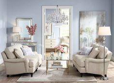Azul Serenity na decoração de casa anna fasano7