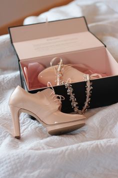 #bridal #shoes #belt #davieandchiyo #etsy #repetto #pink