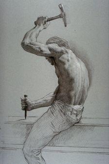 Studio Incamminati Gallery, Jon de Martin