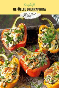 Veggie Snacks, Yummy Veggie, Veggie Recipes, Vegetarian Recipes, Baking Recipes, Easy Vegan Dinner, Dinner Recipes Easy Quick, Healthy Eating Recipes, Healthy Snacks