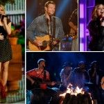 Blake Shelton Performs 'Boys Round Here' as 'The Voice' Top 8 Sing For a Spot in Top 6 – Recap [VIDEOS]
