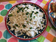 Ook lekker! Braziliaanse rijst
