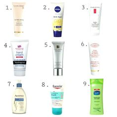 9 MUST-HAVE HAND CREAMS IN 2015
