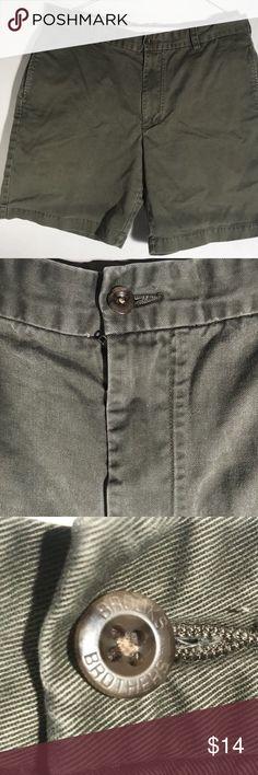 Iron Clothing Mens Century Belted Twill Multi Pocket Cargo