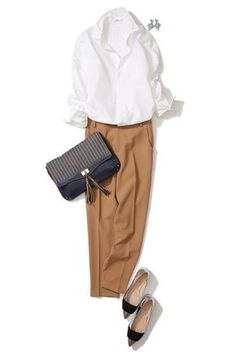 16 trendy Ideas for style vestimentaire simple Office Fashion, Work Fashion, Daily Fashion, Fashion Fashion, Mode Outfits, Stylish Outfits, Fashion Outfits, Womens Fashion, Mode Simple