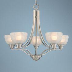 Minka Laguna Vista Collection 5-Light Chandelier-Our new diningroom chandelier!