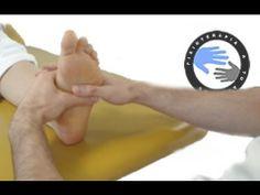 Masaje de pies para aliviar la fascitis plantar / Fisioterapia a tu alcance