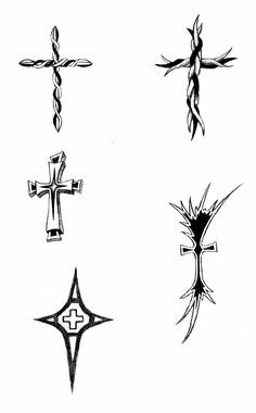 cross tattoos for women on wrist - Google-søgning