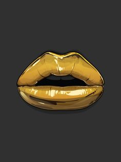 Vector Art- I love the lips the simplicity of the design the use of just the yellow gives it a very pop art feeling-