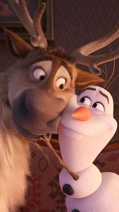 Disney Olaf, Princesa Disney Frozen, Frozen Disney, Disney Art, Olaf Frozen, Frozen Movie, Frozen Party, Frozen Birthday, Birthday Cake
