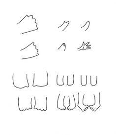 to draw chibi bodies step 5 Drawing Poses, Manga Drawing, Drawing Tips, Drawing Reference, Drawing Sketches, Chibi Drawing, Chibi Bts, Anime Chibi, Manga Anime