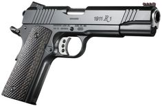 Read this post to discover the newest features of the  Remington 1911 R1 Enhanced, specifically designed as a competition gun.