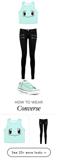 """""""Carapuce #Batman"""" by directionerinfinitylove on Polyvore featuring Converse and Paige Denim"""