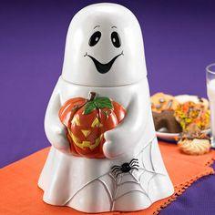 Ghost Cookie Jar